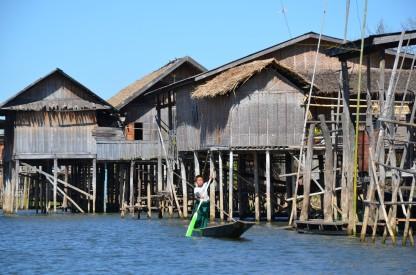 Myanmar-Lago Inle