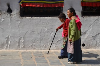 Nepal-Boudhanath